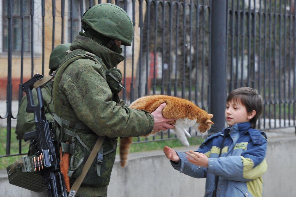 «Было ощущение чуда» — крымчане о Крымской весне