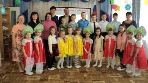 В библиотеках Джанкойского района проведены мероприятия, посвященные пятилетию воссоединения Крыма с Россией