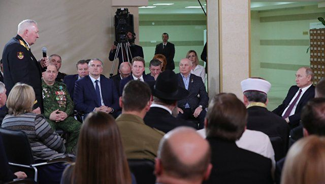 Путин рассказал, когда продукты в Крыму могут стать дешевле