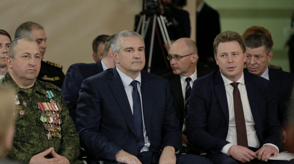 Сергей Аксёнов: Мы приступаем к выполнению поручений, которые даны Президентом по итогам встречи с общественностью