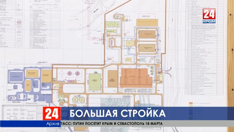 Крымская энергия. Строительство Таврической и Балаклавской ТЭС: вспомним, как это было