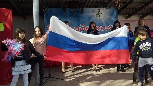 Джанкойский район празднует пятую годовщину воссоединения Крыма с Россией