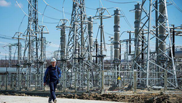 Запуск ТЭС в Крыму символизирует полную самостоятельность региона - Песков