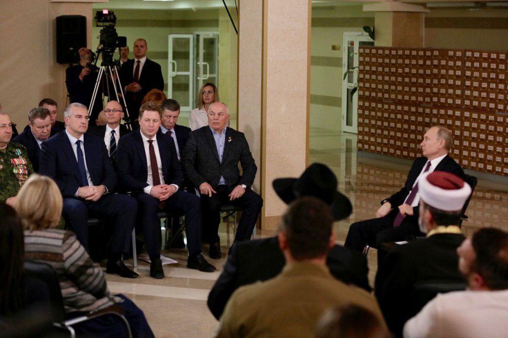 Путин назвал пути решения проблемы с высокими ценами в Крыму