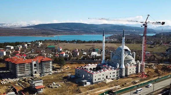 Путин пригласил президента Турции Эрдогана на открытие мечети в Крыму