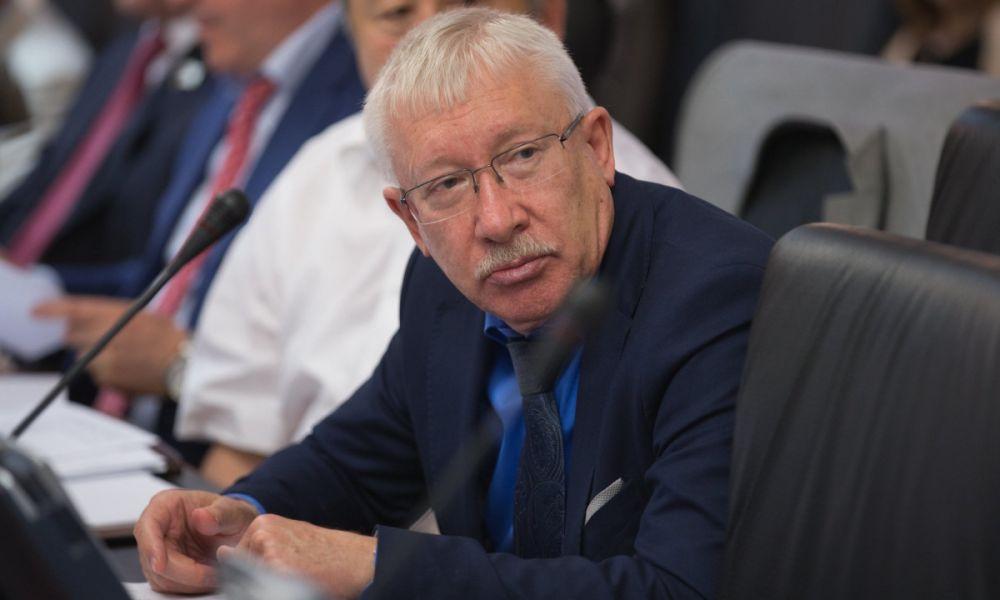 Олег Морозов: «Мы не нуждаемся в признании российского статуса Крыма»