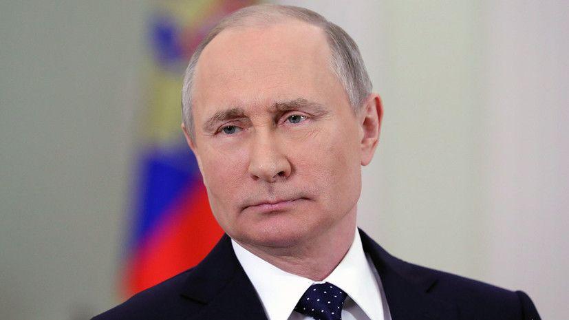 Украина выразила протест России из-за визита Путина в Крым