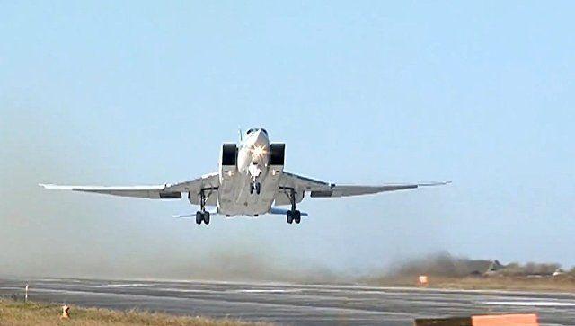 В ответ на американскую ПРО: Россия перебросила в Крым дальние бомбардировщики