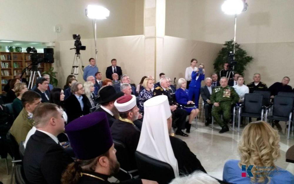 Общественники Крыма ждут встречи с Путиным