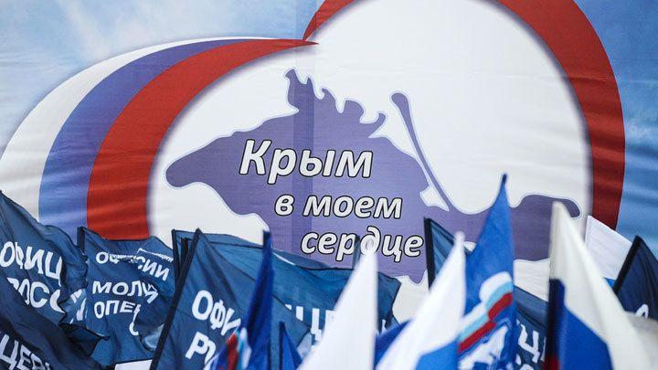 «Крымнаш» организовали нацисты на Майдане