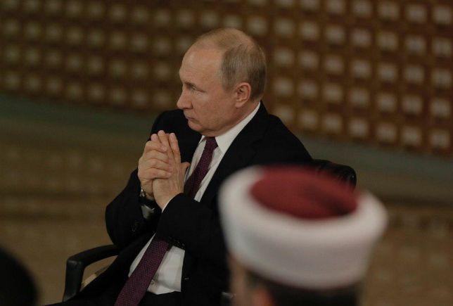 Владимир Путин: «Крымская весна — это новая веха в истории России»