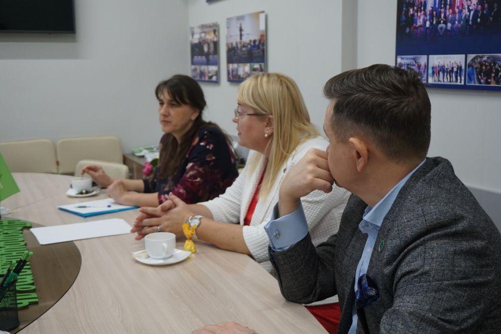 Европейские бизнесмены планируют запустить швейную фабрику в Крыму