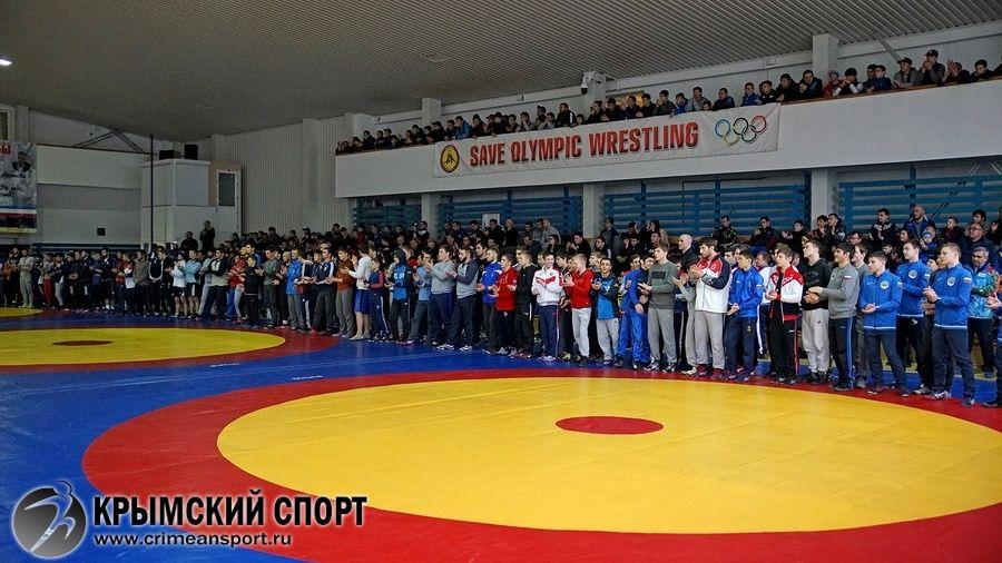 19 марта в Алуште пройдет Всероссийский борцовский турнир на призы Главы Крыма Сергея Аксенова