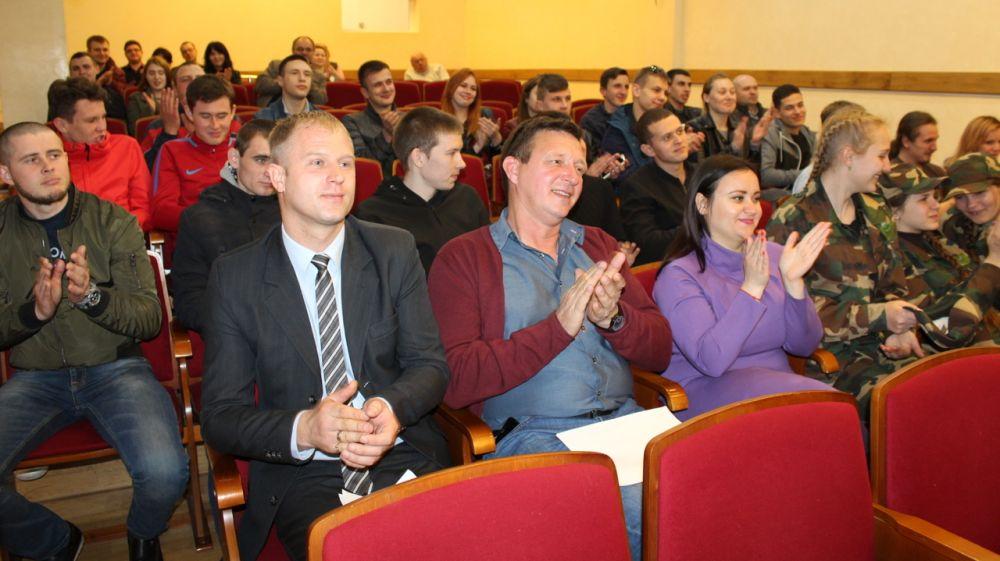 В Крыму прошло открытие природоохранного мероприятия «Неделя экологии»