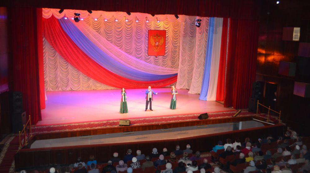 Мероприятия «Пять лет Весны по московскому времени!» состоялись в Феодосии, Керчи и Ленино