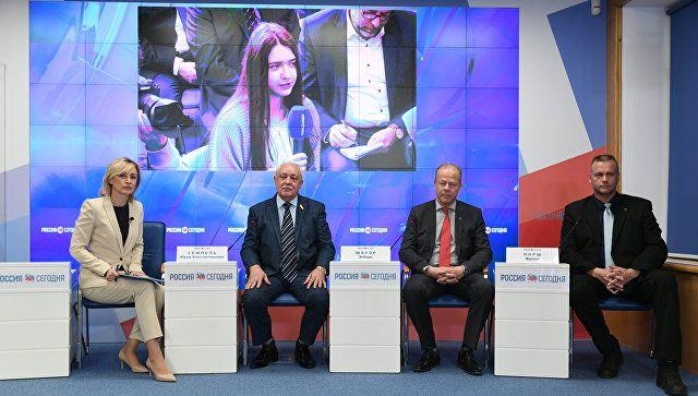 Вопреки заявлению ЕС: немцы оценили результаты референдума в Крыму