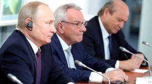 Путин рассчитывает на восстановление нормальных отношений между Россией и ЕС усилиями европейских политиков
