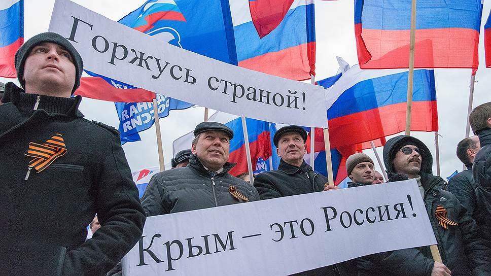 Глава Крыма поздравил крымчан с годовщиной Общекрымского референдума