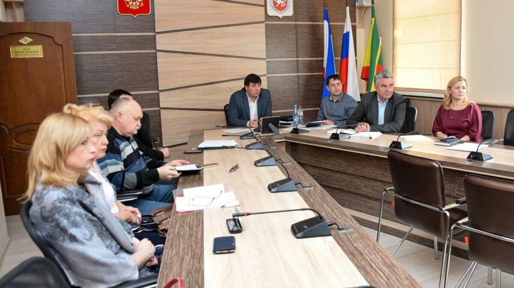 Специалисты Госкомцен Крыма провели совещание с регулируемыми организациями Евпатории