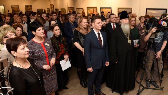 Представитель Минкульта Крыма принял участие в открытии выставки «Наш Крым» во Владимиро-Суздальском музее-заповеднике