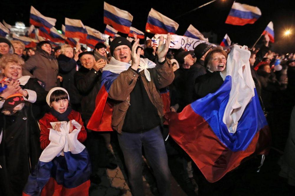 МИД: пять лет назад крымчане показали настоящую, а не фиктивную демократию