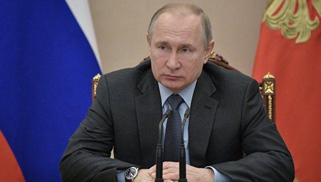 Доходы и цены: Путин назвал основные проблемы Крыма