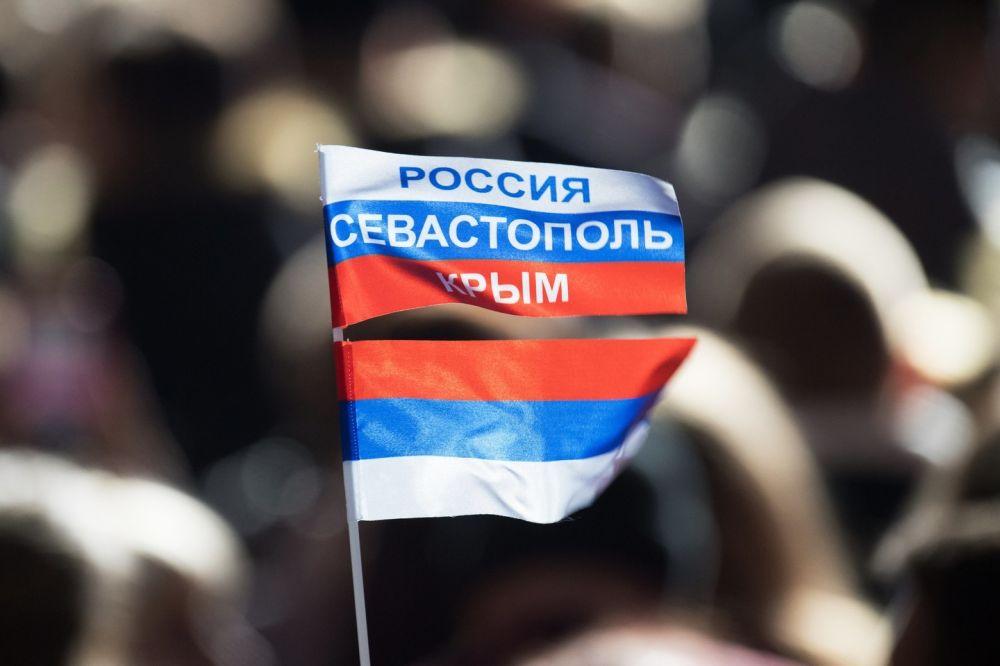 Россия потребует от Украины выплатить сотни миллиардов рублей за оккупацию Крыма