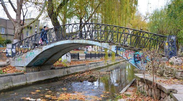 Мосты через Салгир будут отремонтированы в этом году в ходе реконструкции набережной в Симферополе
