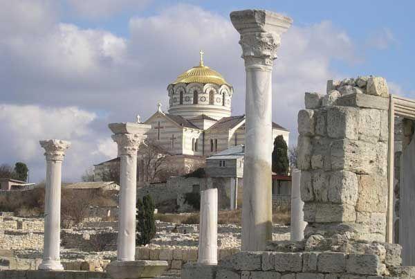 Отдельные музеи античности и христианства планируется создать в «Херсонесе Таврическом»