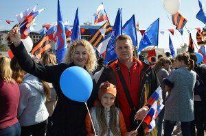 Моя Крымская Весна! Сеть санаториев «Курорты Крыма» отметила пятую годовщину воссоединения Крыма с Россией