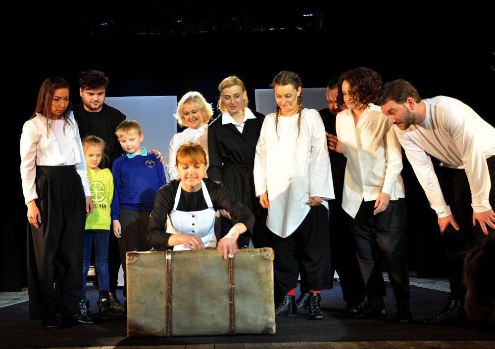 Всемирный день детского театра евпаторийский «Золотой ключик» отметит спектаклем