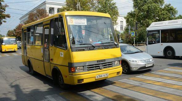 Не вышедшим на маршруты 18 марта частным перевозчикам Симферополя грозит разрыв контракта