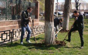 Весной в Симферополе пройдет 4 масштабных субботника