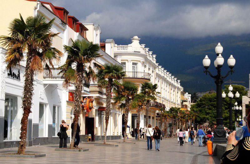 Ялта, Севастополь и Феодосия вошли в ТОП курортов для отдыха на море в майские праздники