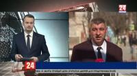 Русская классическая школа возрождается в Крыму. Прямое включение корреспондента Юрия Авдеева