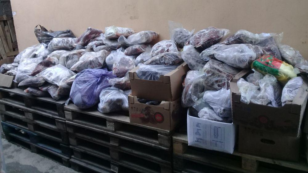 Специалисты отдела ветеринарии города Феодосии провели проверку ИП осуществляющего поставки продукции животного происхождения по дошкольным и школьным учреждениям