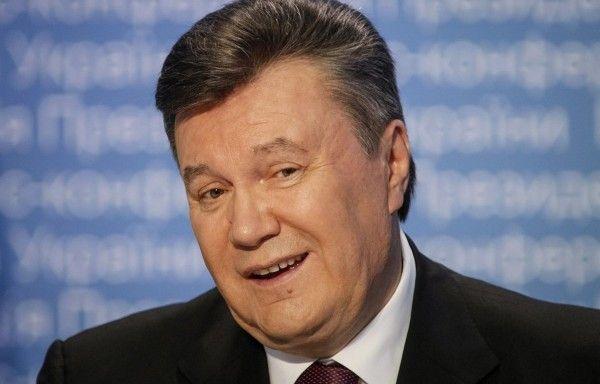 Виктор Янукович возвращается на Украину