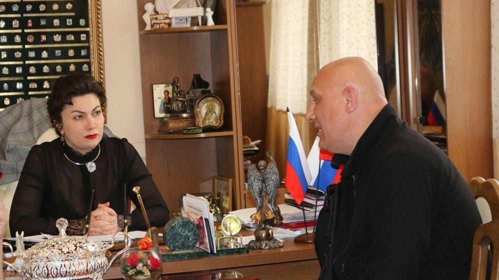 Арина Новосельская провела очередной прием граждан по личным вопросам
