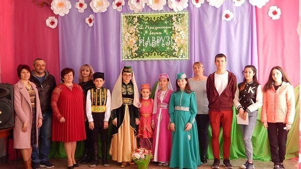 В Джанкойском районе проведены мероприятия, посвященные весеннему празднику Навруз