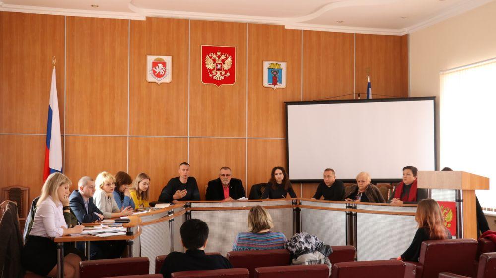 В Феодосии состоялась комиссия по делам несовершеннолетних и защите их прав