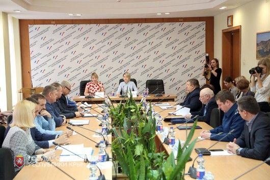 Заседание Комитета по имущественным и земельным отношениям