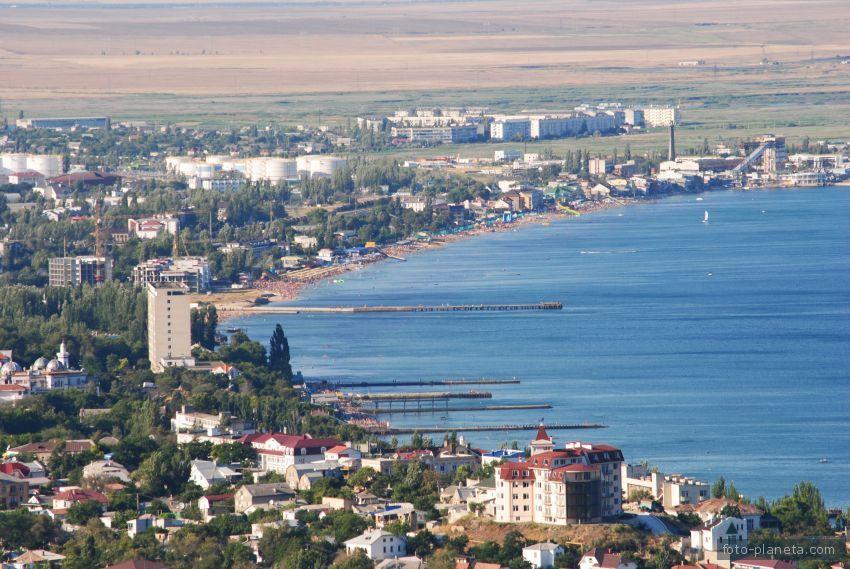 Администрацию Феодосии оштрафовали за отсутствие в городе ливнёвок