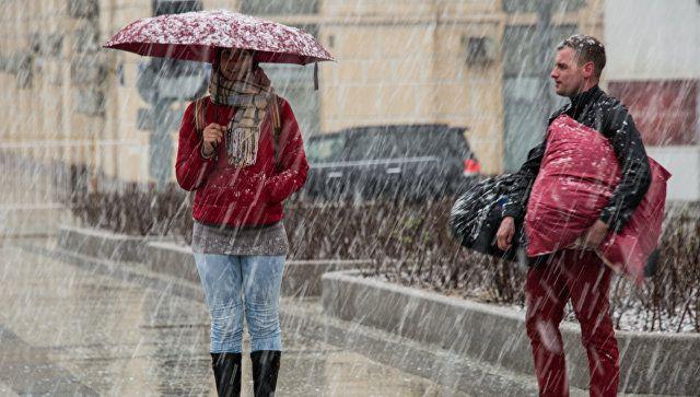 Ветер, дождь со снегом и гололед: когда Крым накроет непогода