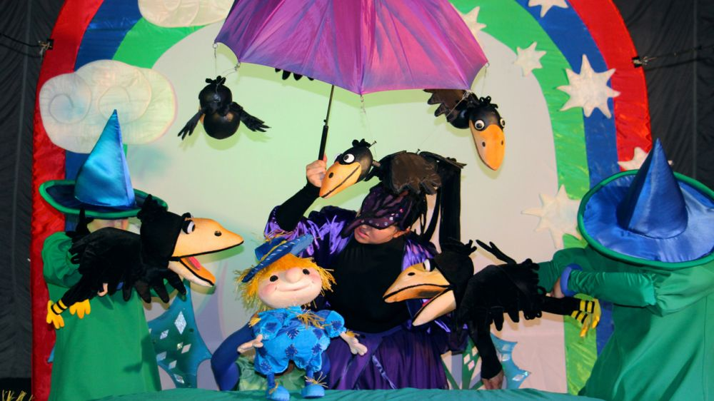 На сцене ялтинского театра им. А.П. Чехова состоится показ музыкальной сказки «Волшебник Изумрудного города»