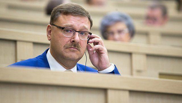 Косачев назвал условие для визита правозащитников СЕ в Крым