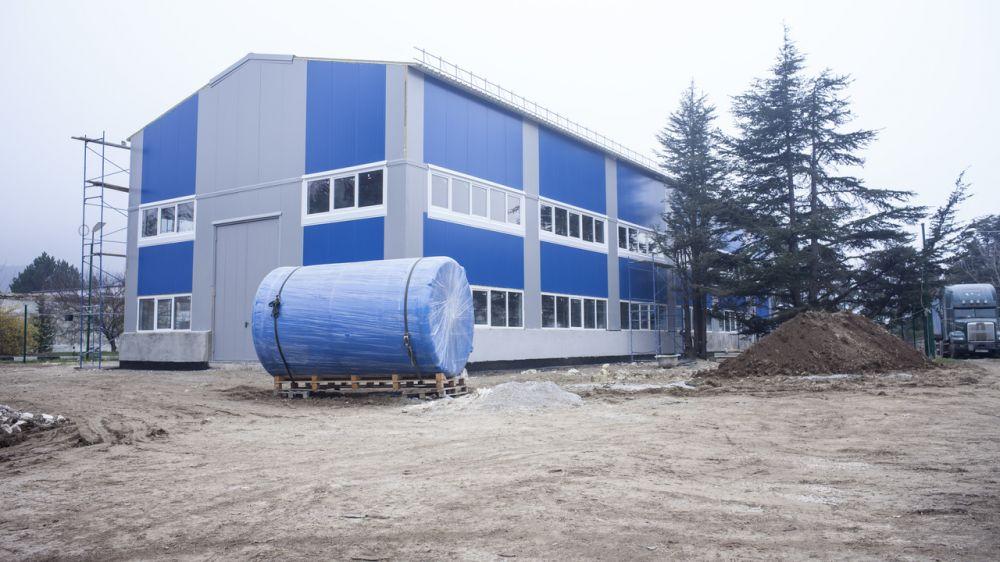 В Крыму построят электролизную установку для обеззараживания воды Партизанского водохранилища