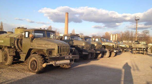 Трое севастопольских военнослужащих отправятся в колонию за хищение топлива