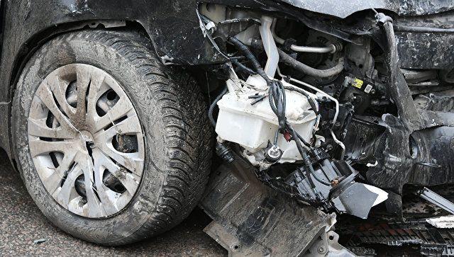 Смертельное ДТП: в Сакском районе столкнулись два авто