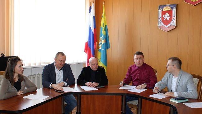 В администрации Джанкойского района состоялось заседание Координационного совета