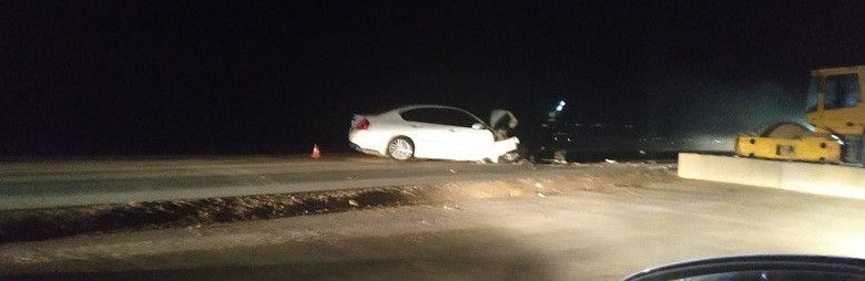 Стали известны подробности смертельной аварии с катком на трассе Симферополь-Севастополь